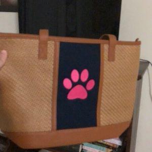 Thirty one paw print purse